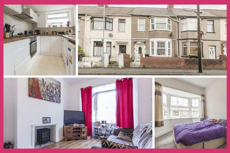 3 Bedrooms Terraced House for sale in Conway Road, Newport - REF# 00007122 - View 360 Tour at