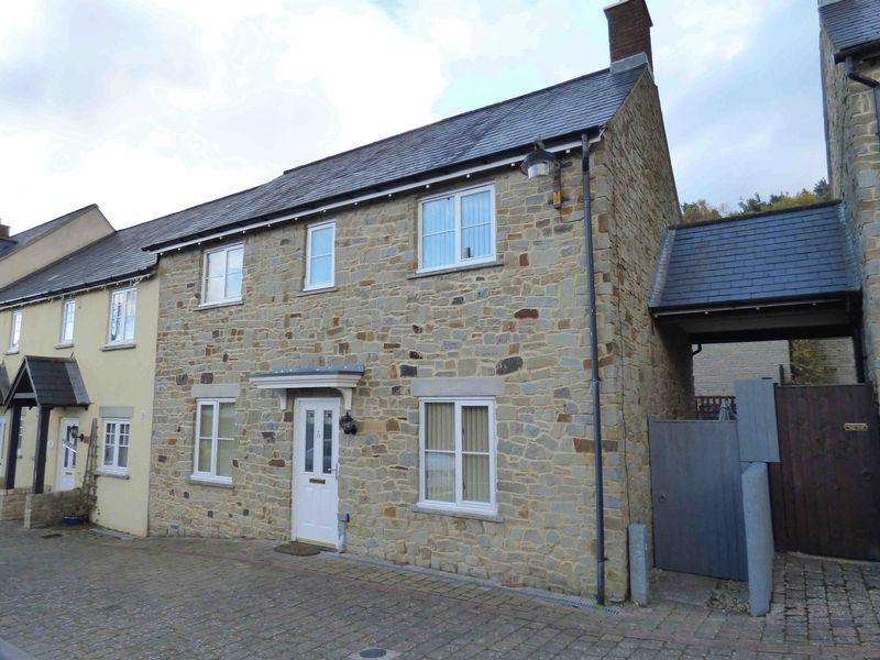3 Bedrooms Town House for sale in West End, Ruardean