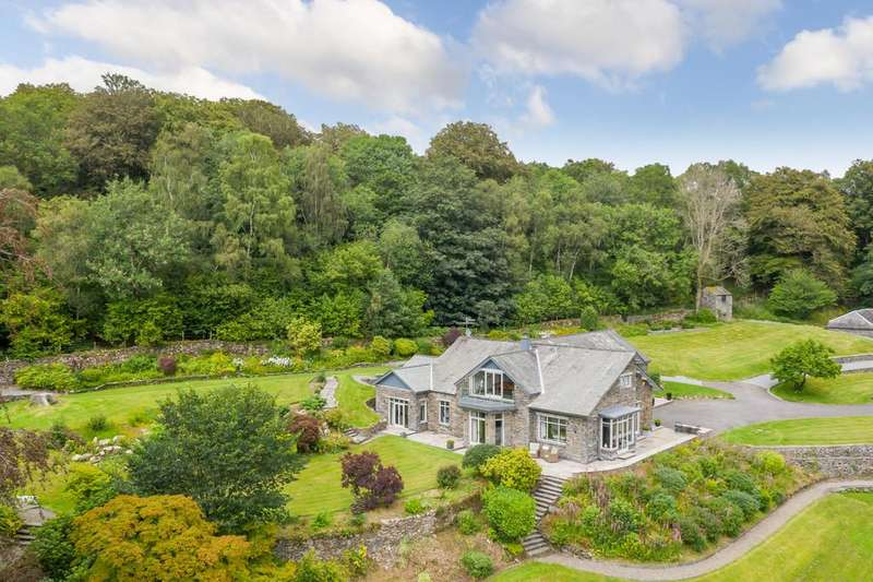 5 Bedrooms Detached House for sale in Wykefield, Pull Woods, Ambleside, Cumbria, LA22 0HY