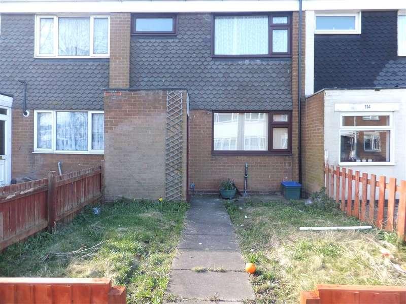 3 Bedrooms Terraced House for rent in Berkeley Road, Yardley, Birmingham