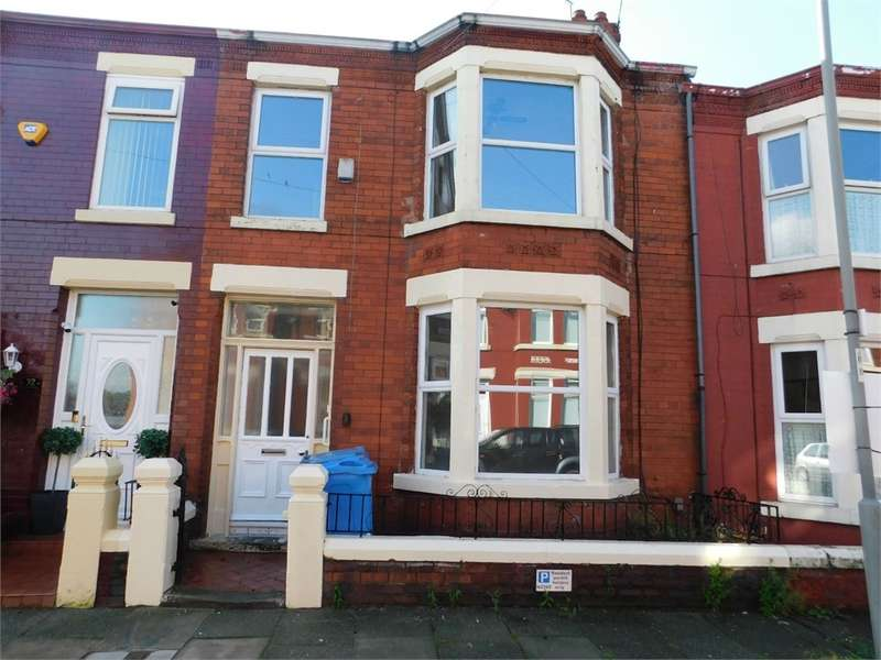 3 Bedrooms Terraced House for rent in Evered Avenue, Walton, Liverpool, Merseyside