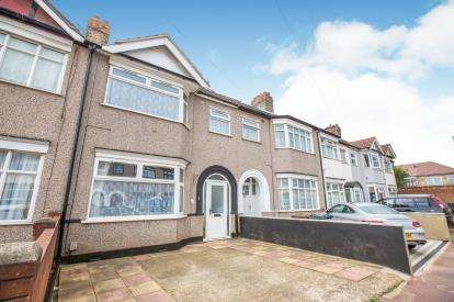 3 Bedrooms Terraced House for sale in Barking