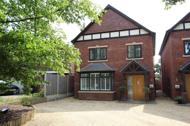 6 Bedrooms Detached House for sale in Reddicap Hill, Sutton Coldfield, B75 7BH