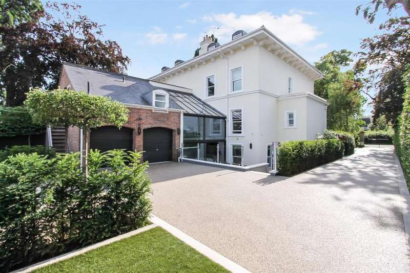 6 Bedrooms House for sale in Pittville Crescent, Cheltenham