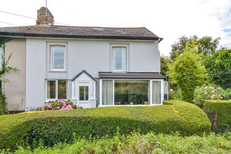 3 Bedrooms Semi Detached House for sale in Canonbury Street, Berkeley, GL13 9BE