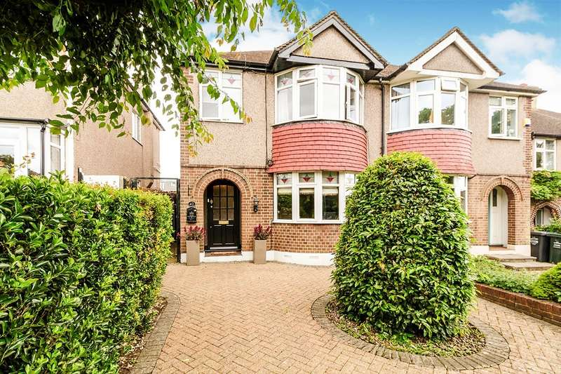 3 Bedrooms Semi Detached House for sale in Brent Lane, Dartford, DA1