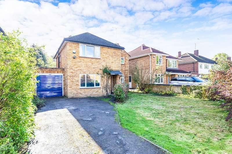 4 Bedrooms Detached House for sale in Fairview Road, Stevenage, Hertfordshire, SG1