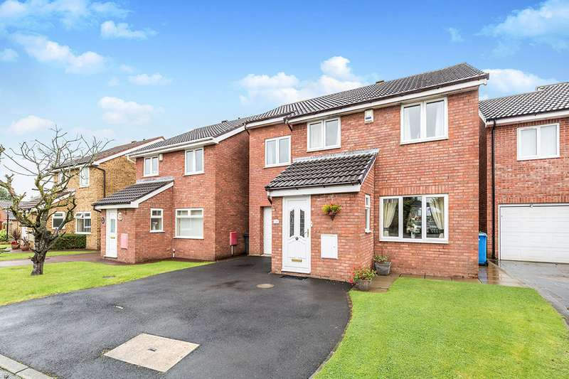 4 Bedrooms Detached House for sale in Duckworth Drive, Catterall, Preston, PR3