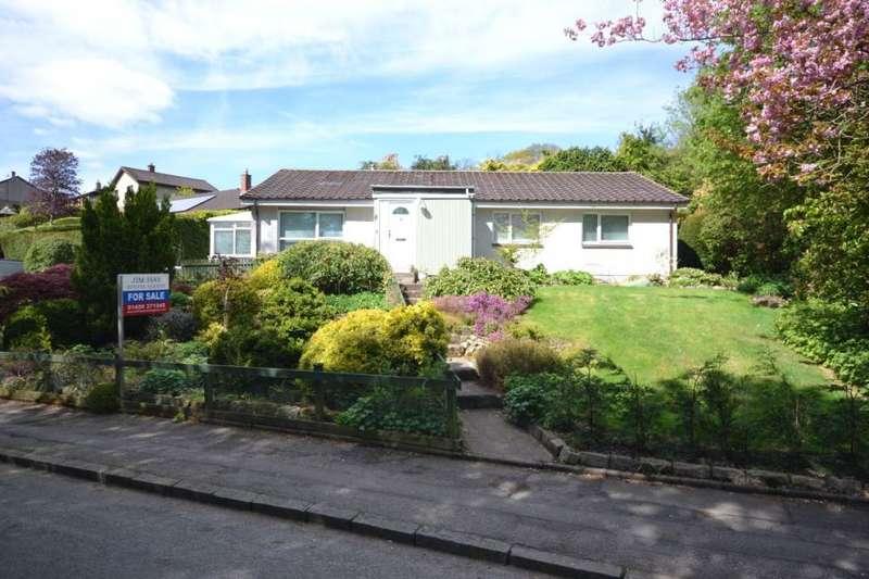 3 Bedrooms Bungalow for sale in Deanside, 8 Wilton Park Road Hawick, TD9 7LG