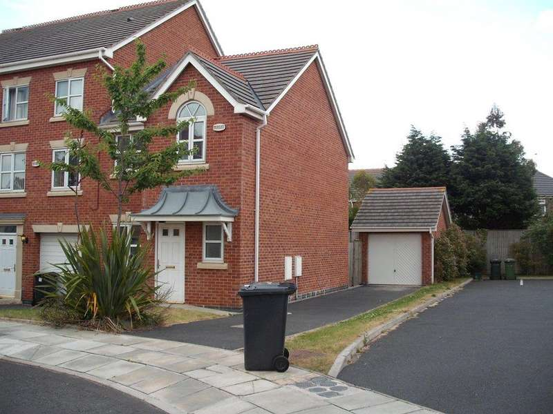 3 Bedrooms Semi Detached House for rent in Dapple Heath Avenue, Melling, Merseyside, L31 1GA