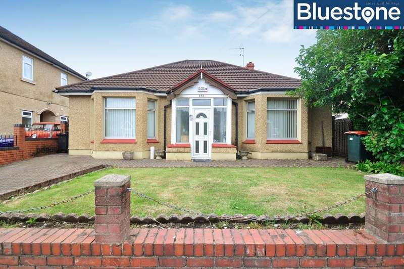 3 Bedrooms Detached Bungalow for sale in Chepstow Road, Newport