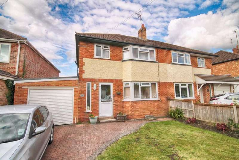3 Bedrooms Semi Detached House for sale in New Barn Lane, Prestbury, Cheltenham, GL52
