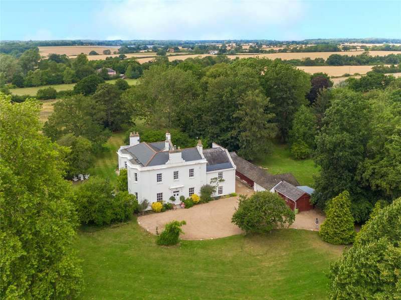 6 Bedrooms Equestrian Facility Character Property for sale in Rectory Road, Stisted, Braintree