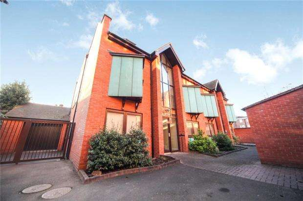 1 Bedroom Apartment Flat for sale in Taylors Court, Taylors Lane, Worcester