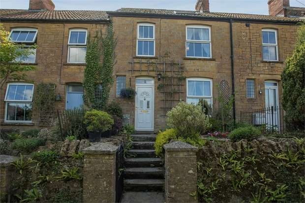 4 Bedrooms Terraced House for sale in Shyners Terrace, Merriott, Somerset