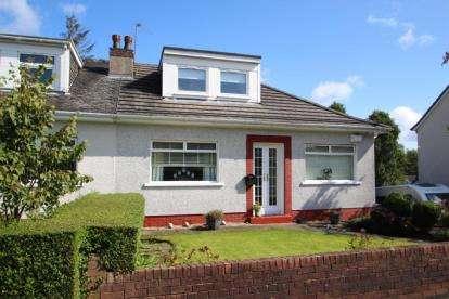 3 Bedrooms Bungalow for sale in Cairngorm Crescent, Paisley, Renfrewshire