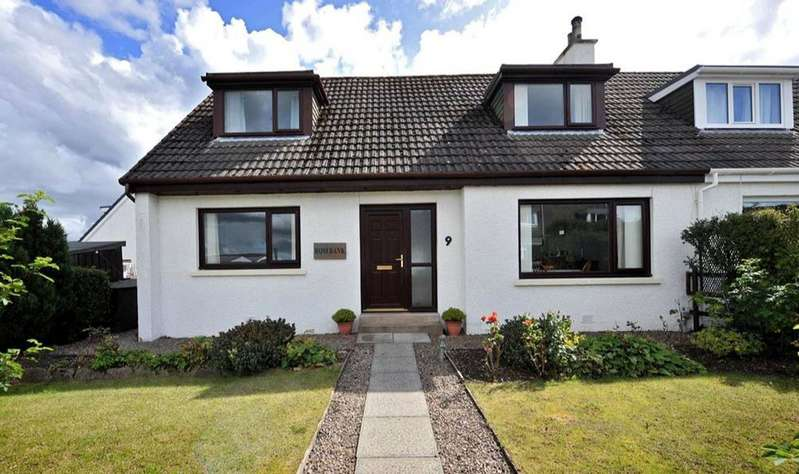 3 Bedrooms Semi Detached House for sale in Ballindalloch, AB37 9DF