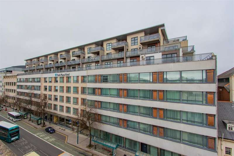 2 Bedrooms Penthouse Flat for rent in Park View, City Centre
