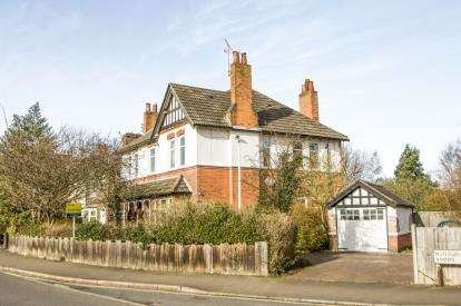 6 Bedrooms Detached House for sale in Nottingham Road, Long Eaton, Nottingham, Nottinghamshire