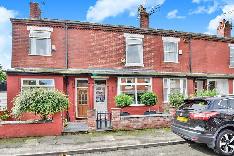 3 Bedrooms House for sale in Salisbury Road, Altrincham, Greater Manchester, WA14