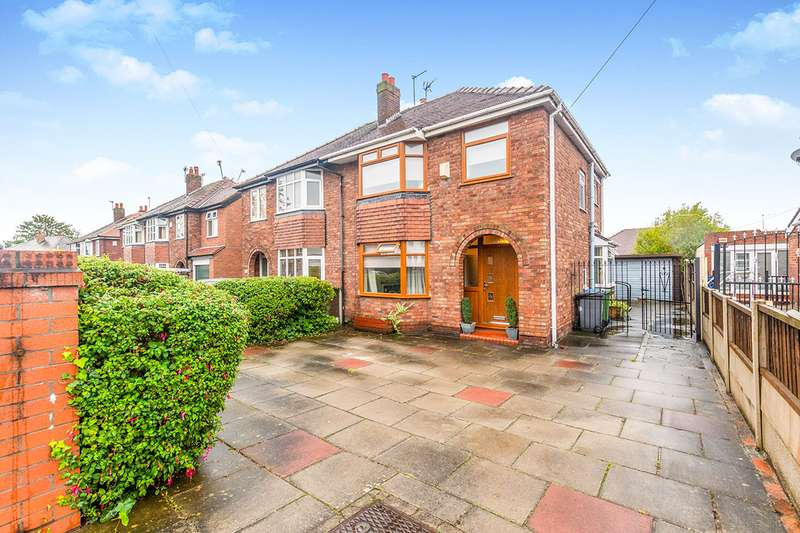 3 Bedrooms Semi Detached House for sale in Ditchfield Road, Widnes, Cheshire, WA8