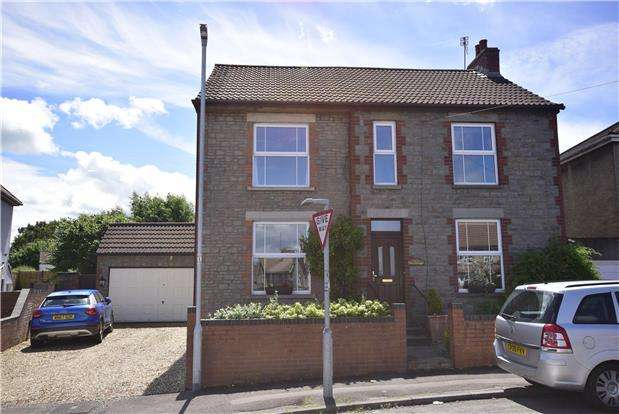 4 Bedrooms Detached House for sale in Stanley Park Road, Staple Hill, BRISTOL, BS16 4SR