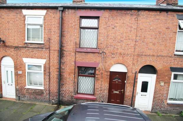 2 Bedrooms Terraced House for sale in Welles Street, Sandbach, Cheshire, CW11 1GU