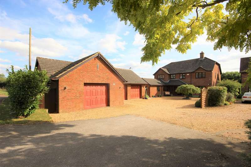 5 Bedrooms Detached House for sale in Ampthill Road, Maulden, Bedfordshire, MK45