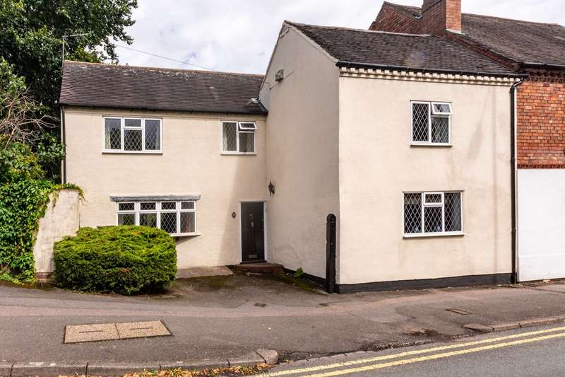 3 Bedrooms Semi Detached House for sale in Beacon Street, Lichfield, WS13