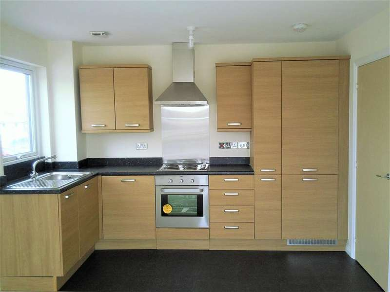2 Bedrooms Apartment Flat for sale in Cambria House, Rodney Road, Newport NP19