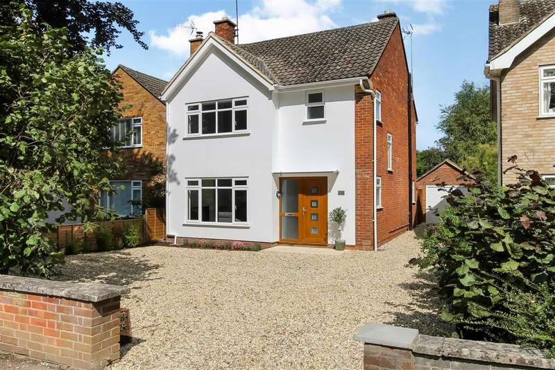 4 Bedrooms Detached House for sale in Leckhampton Road, Cheltenham