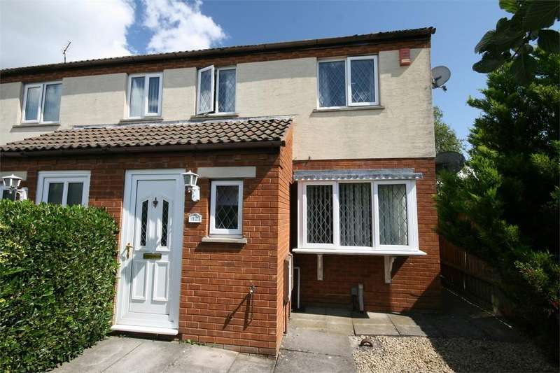 3 Bedrooms Semi Detached House for sale in Longfield, Quedgeley, Gloucester