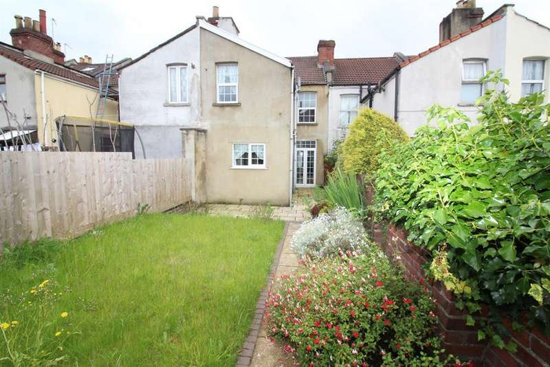 3 Bedrooms Terraced House for sale in Lodge Causeway, Fishponds, Bristol, BS16 3JA