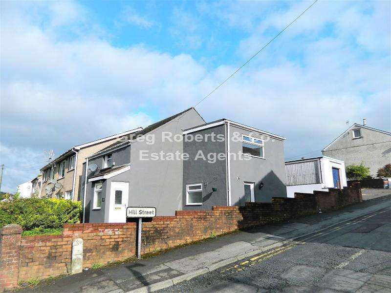 3 Bedrooms Detached House for sale in King Street, Brynmawr, Blaenau Gwent. NP23 4SY