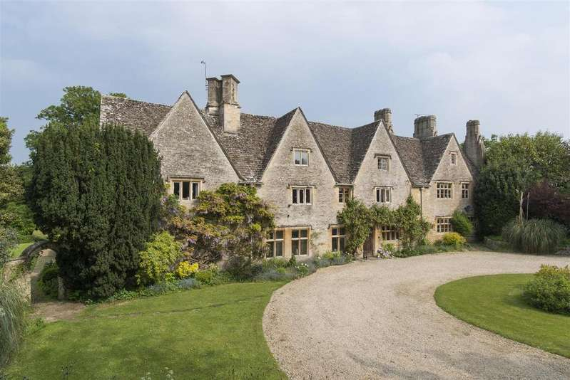 7 Bedrooms Country House Character Property for sale in Meysey Hampton, Cirencester