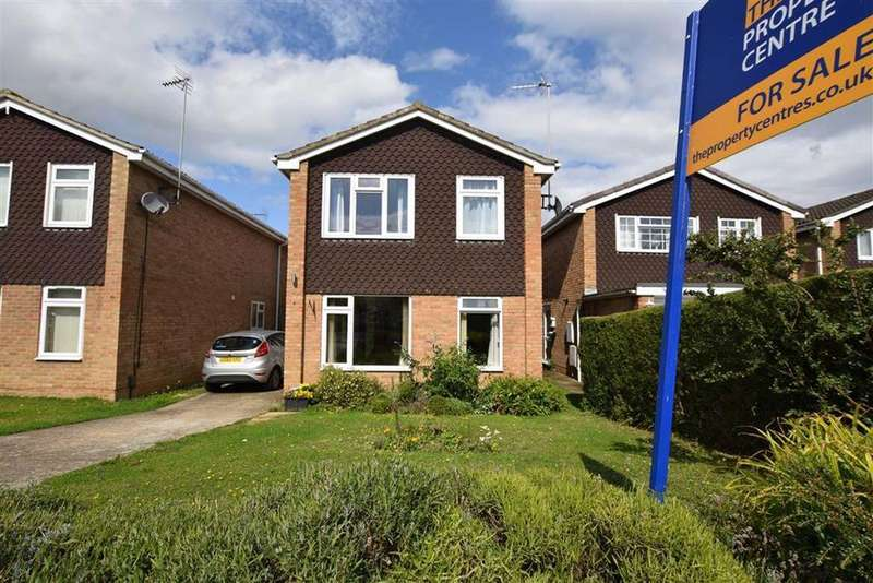 4 Bedrooms Detached House for sale in Saxon Close, Longlevens
