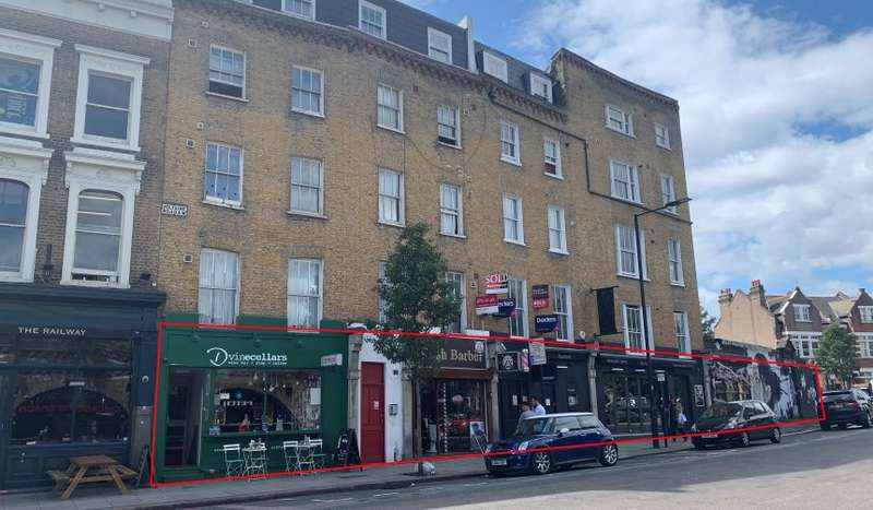 Restaurant Commercial for sale in Voltaire Road, Clapham, London, SW4 6DQ