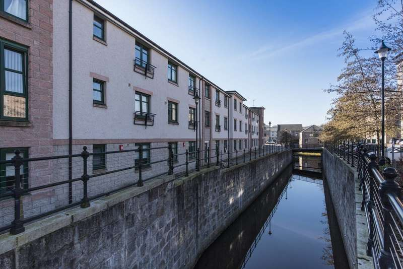 2 Bedrooms Flat for sale in Grandholm Crescent, Bridge of Don, Aberdeen, AB22 8BE