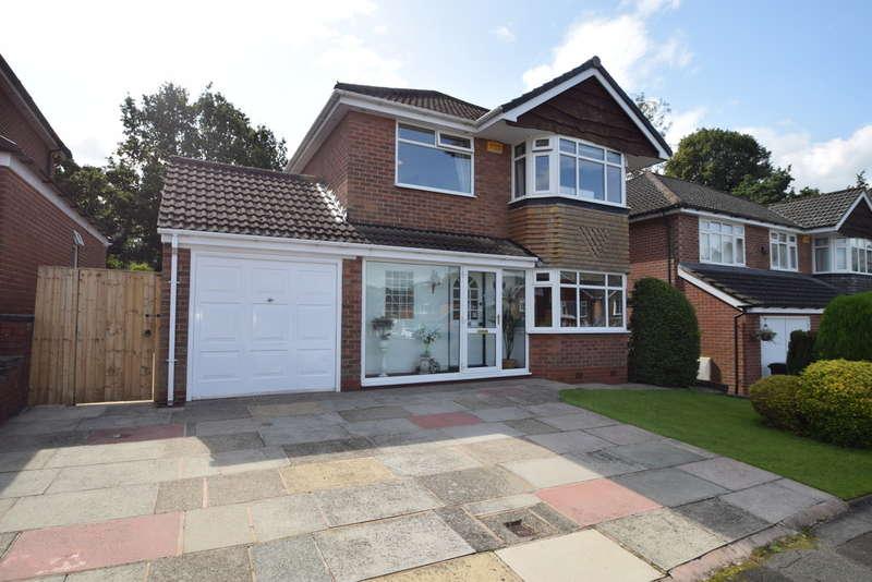 3 Bedrooms Detached House for sale in Linksway, Gatley
