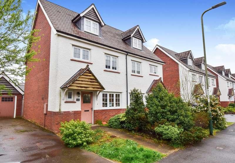 4 Bedrooms Semi Detached House for sale in Heron Drive, Penallta, Hengoed, CF82