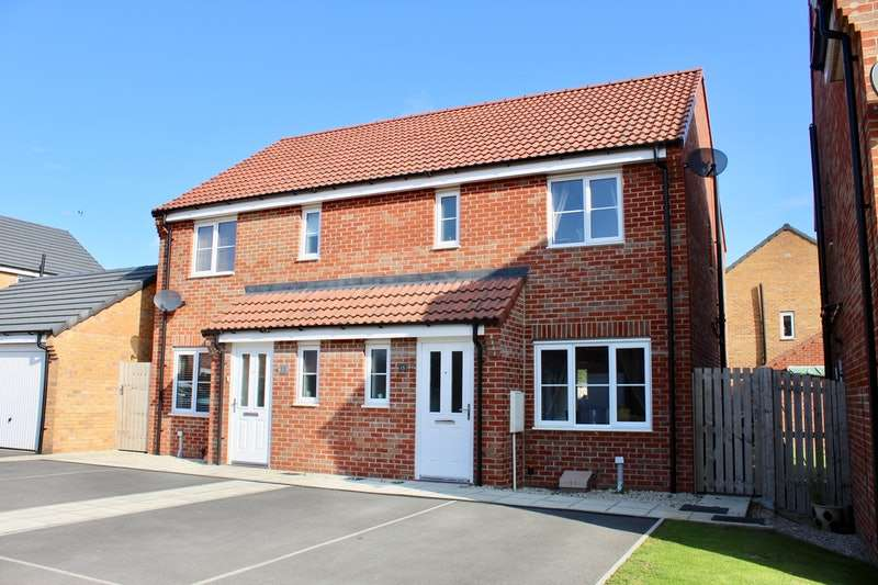 3 Bedrooms Semi Detached House for sale in Windmill Meadows, York, York, YO41