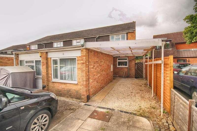 2 Bedrooms End Of Terrace House for sale in Alstone Lane, Rowanfield, Cheltenham, GL51