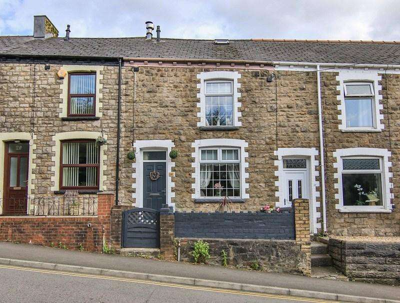 3 Bedrooms Terraced House for sale in Cwmcelyn Road, Blaina, Abertillery