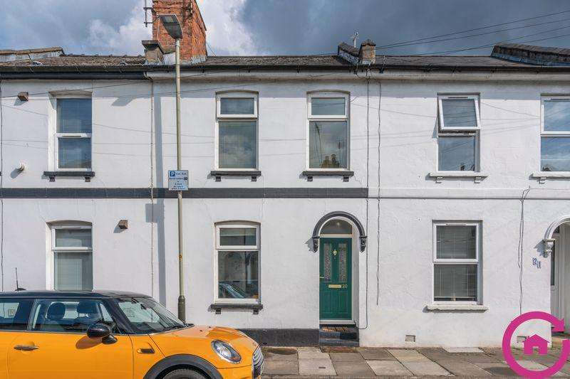 2 Bedrooms Terraced House for sale in Granville Street, Cheltenham