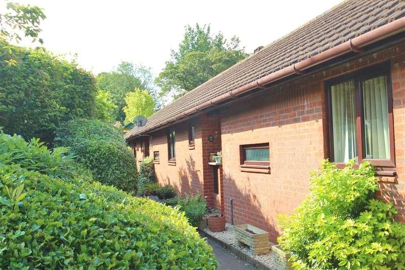 2 Bedrooms Bungalow for sale in McKenzie Close, Buckingham