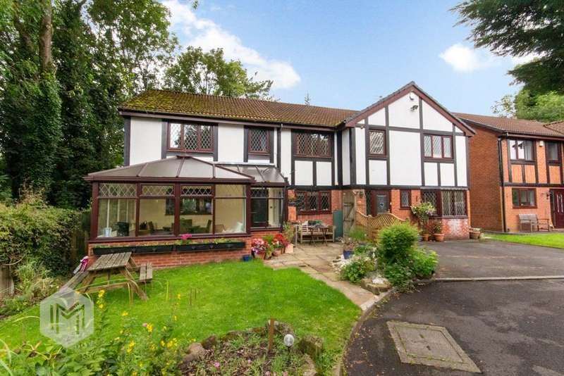 6 Bedrooms Detached House for sale in Vicarage Close, Bury, BL9