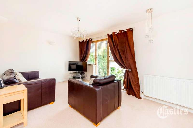 1 Bedroom Flat for sale in Marlborough Road, Stroud Green, London, N19