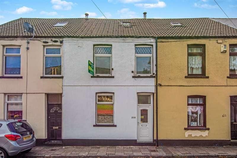 2 Bedrooms Terraced House for sale in Tyntyla Road, Ystrad, Pentre