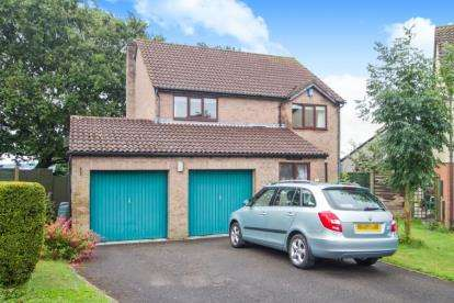 4 Bedrooms Detached House for sale in The Downs, Portishead, Bristol, Somerset