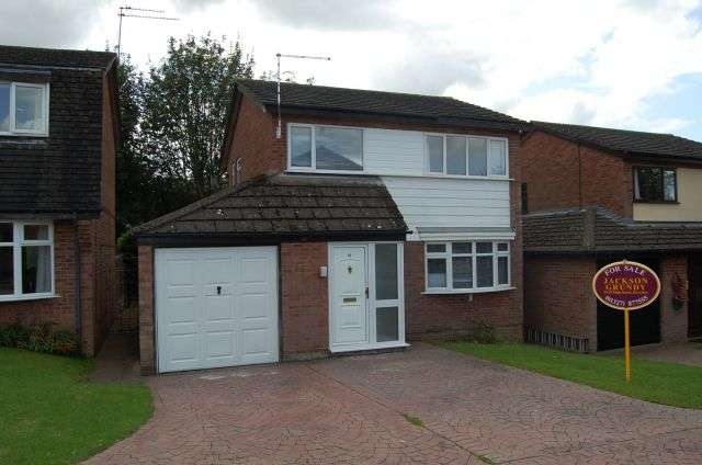 3 Bedrooms Detached House for sale in Cowley Way, Kilsby, Northamptonshire CV23 8XB